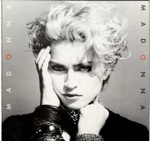 MADONNA - SELF TITLED GREECE 1983 VINYL LP